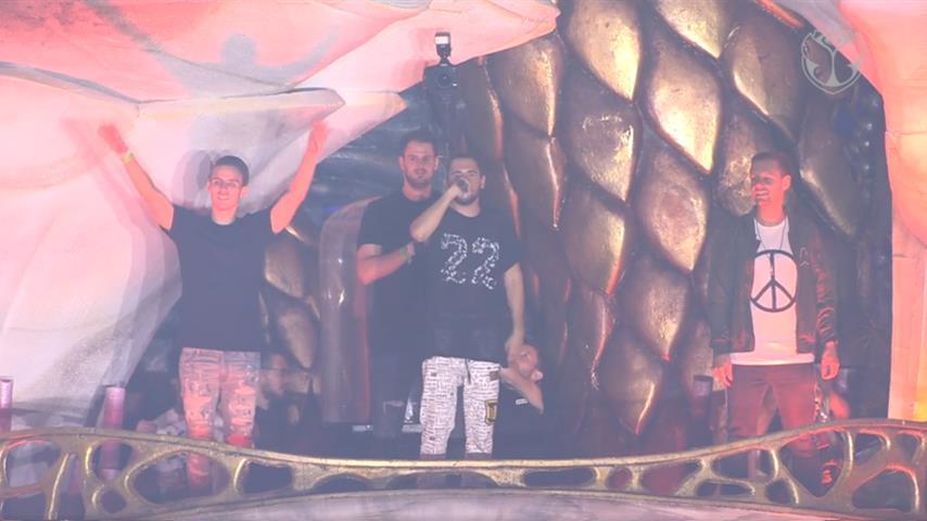 Dimitri Vegas & Like Mike - Live @ Tomorrowland Belgium 2018 W2 Main Stage