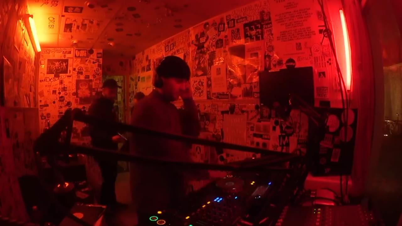 Mad Miran and Project Pablo - Live @ Dekmantel Radio 2018