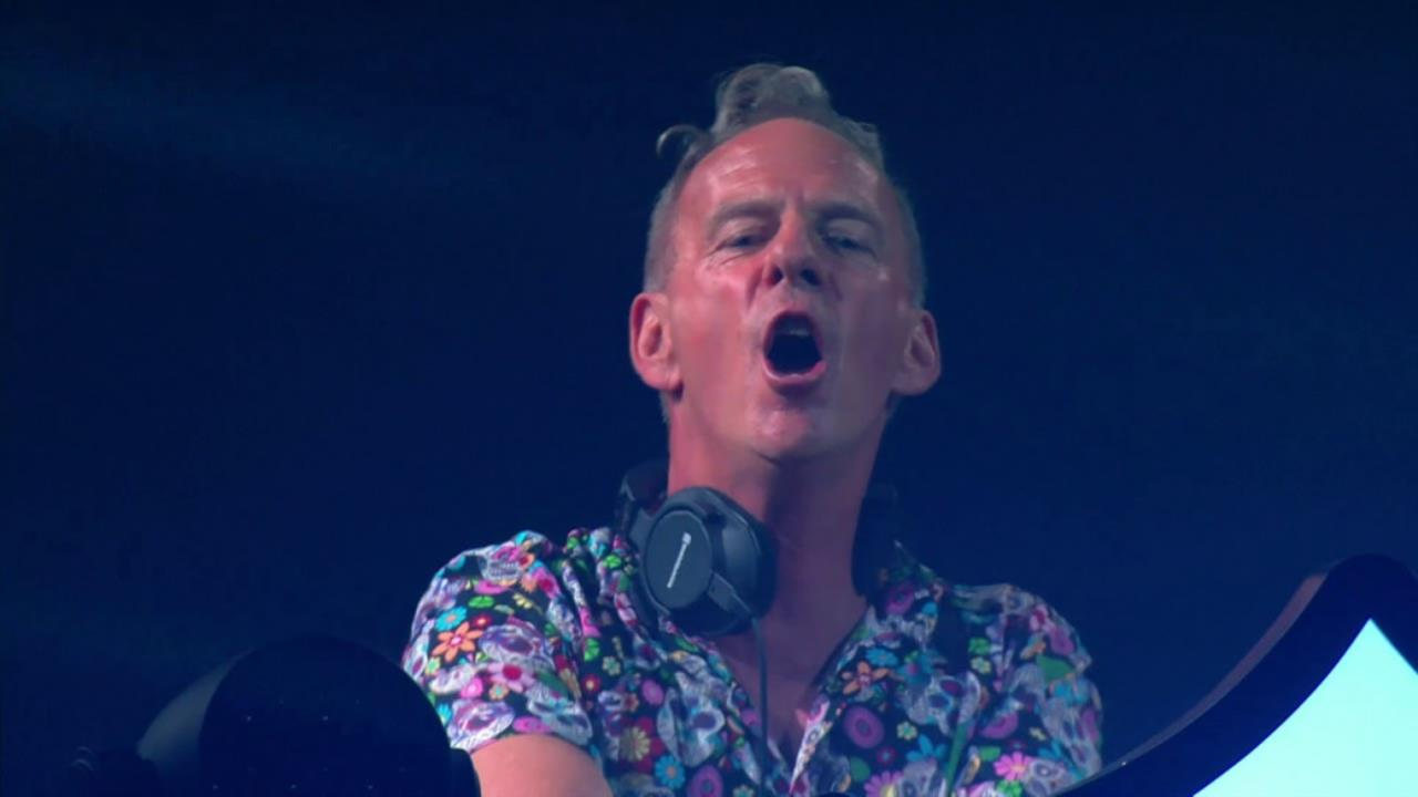 Fatboy Slim - Live @ Tomorrowland Belgium 2018 W2 Freedom Stage