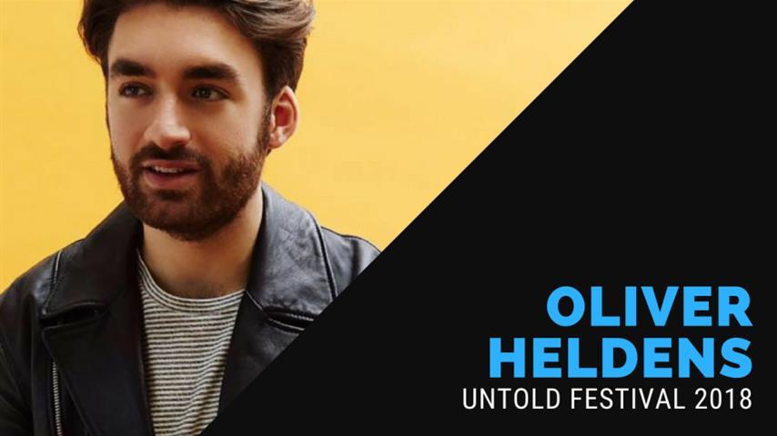 Oliver Heldens - Live @ Untold Festival 2018