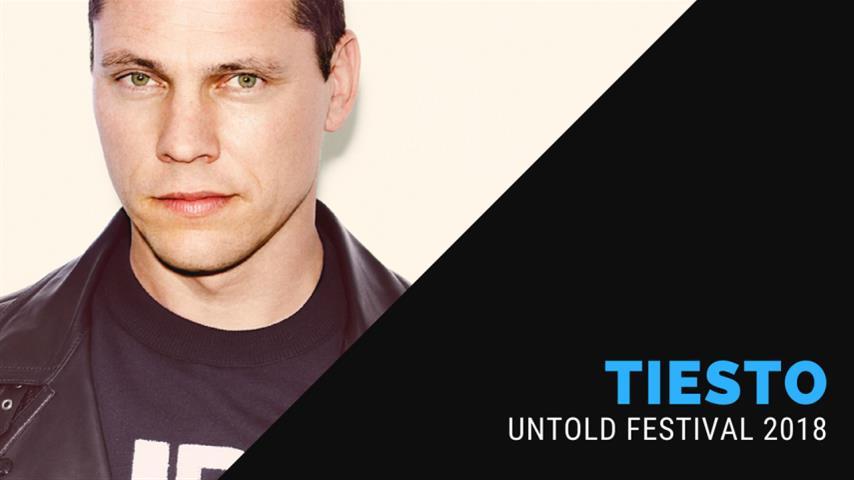 Tiesto - Live @ Untold Festival 2018