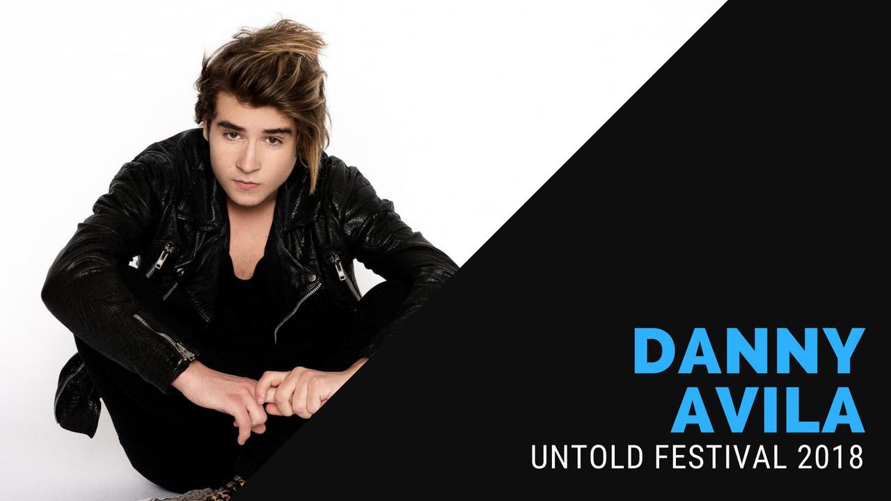 Danny Avila - Live @ Untold Festival 2018