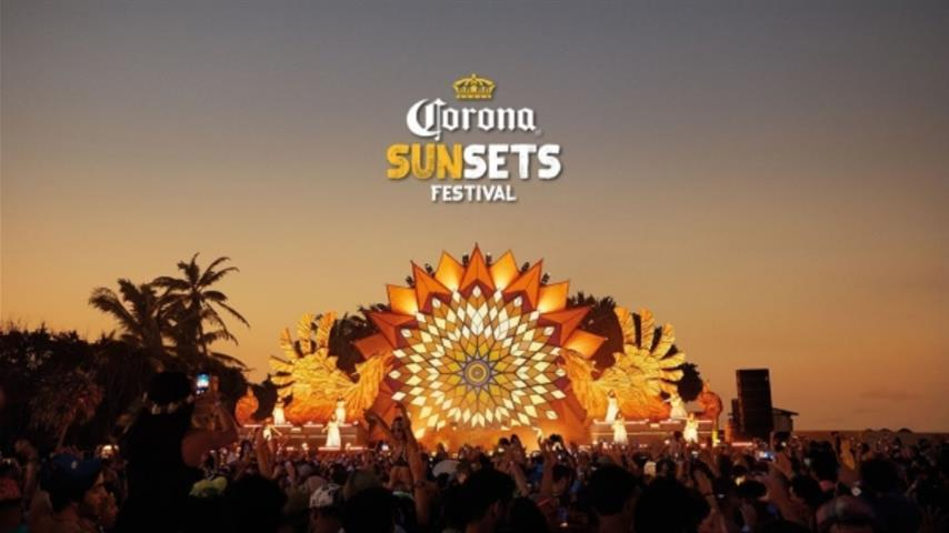 Guy Gerber - Live @ Corona Sunsets Italy 2018