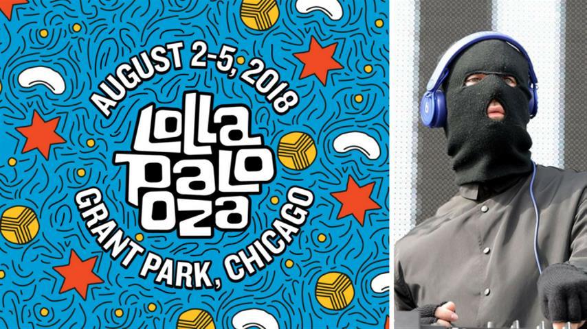 Malaa - Live @ Lollapalooza Chicago 2018