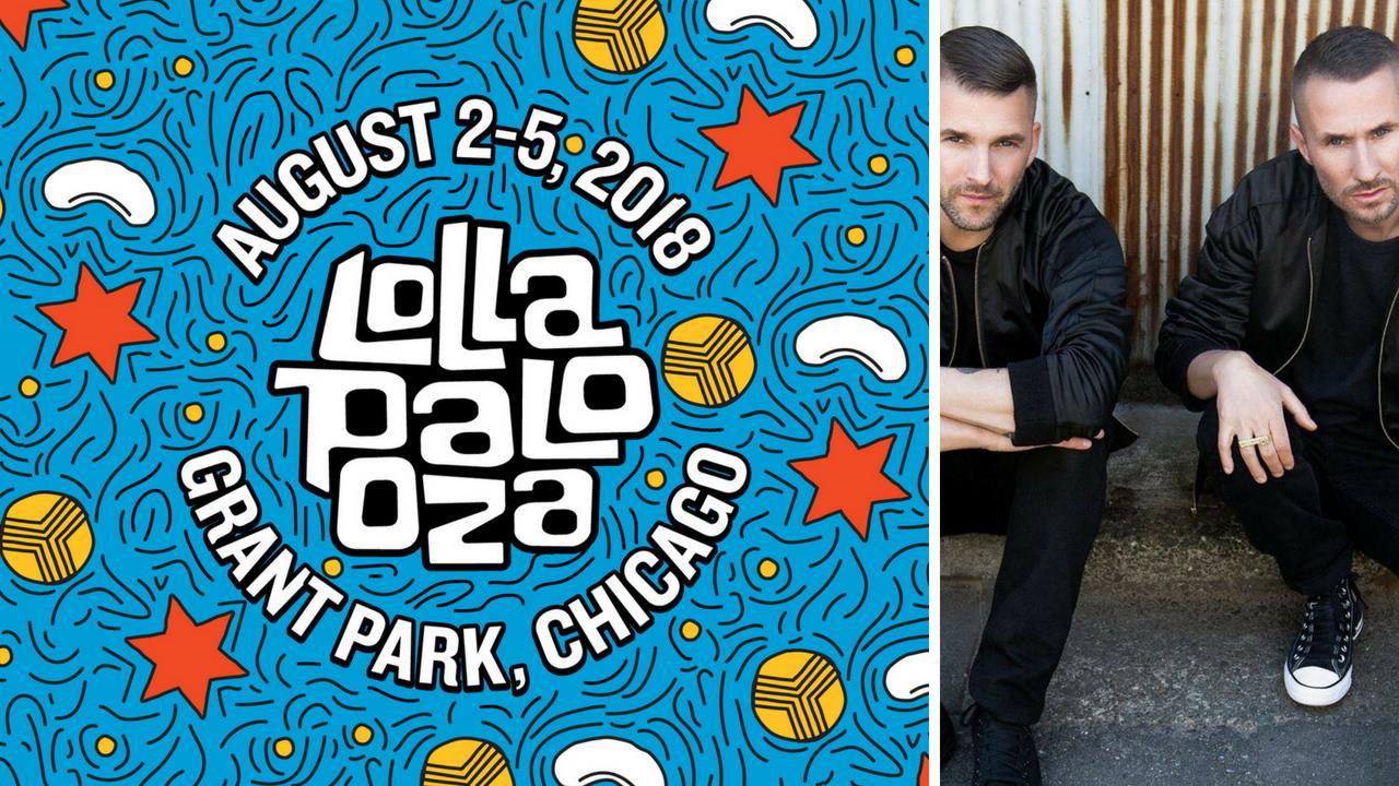 Galantis - Live @ Lollapalooza Chicago 2018