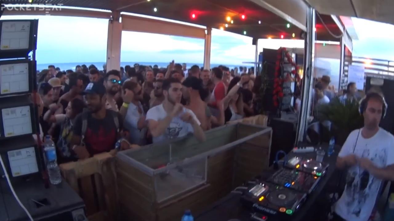 Karotte - Live @ Tronic Beach Festival Off Week Barcelona 2016