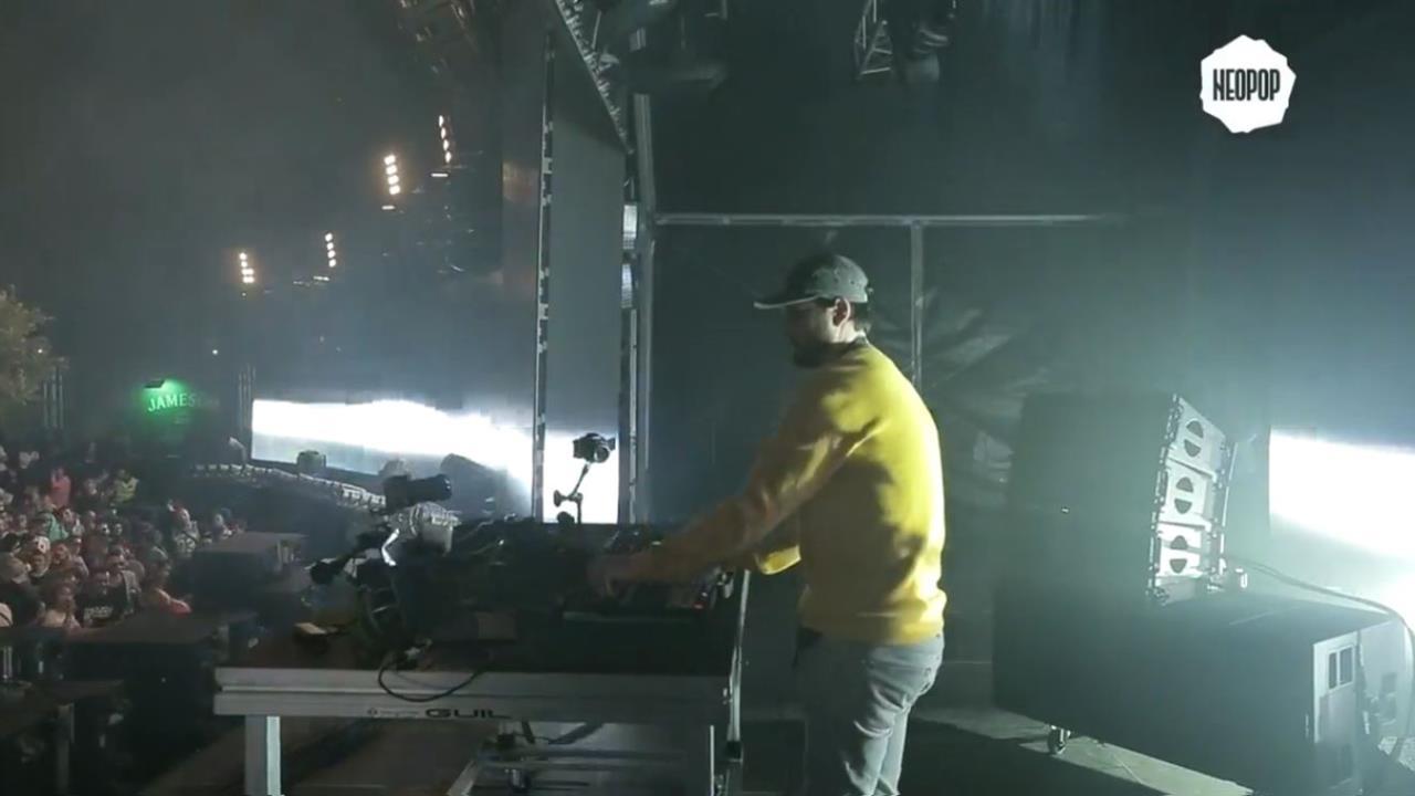 Paul Ritch - Live @ Neopop Festival 2018