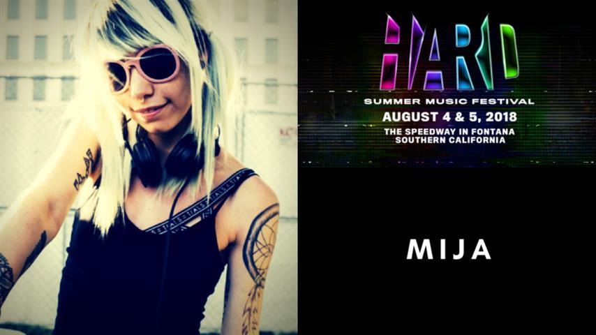 Mija - Live @ HARD Summer 2018