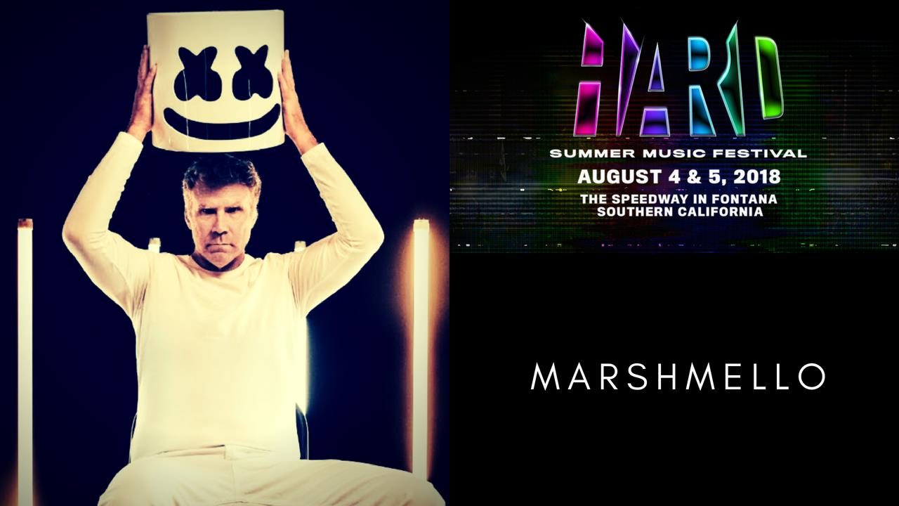 Marshmello - Live @ HARD Summer 2018