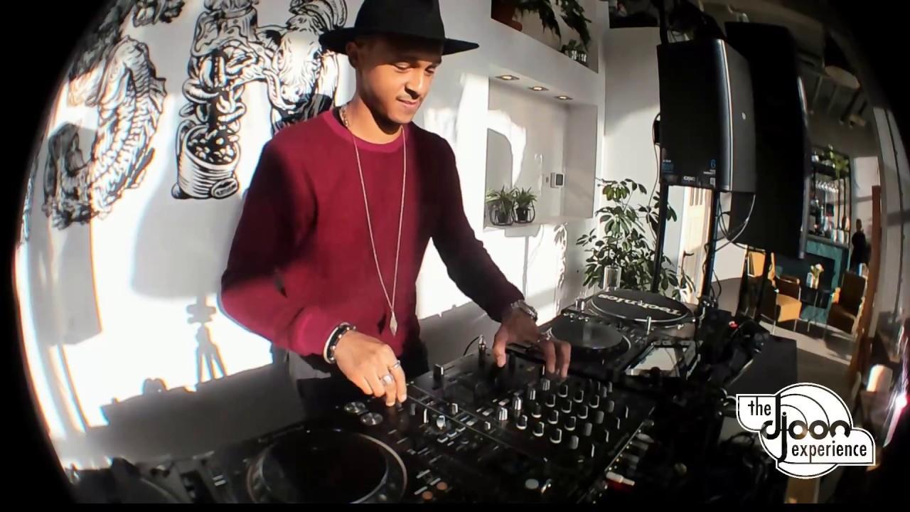 Djeff Afrozila - Live @ The Djoon Experience x Amsterdam Dance Event 2017