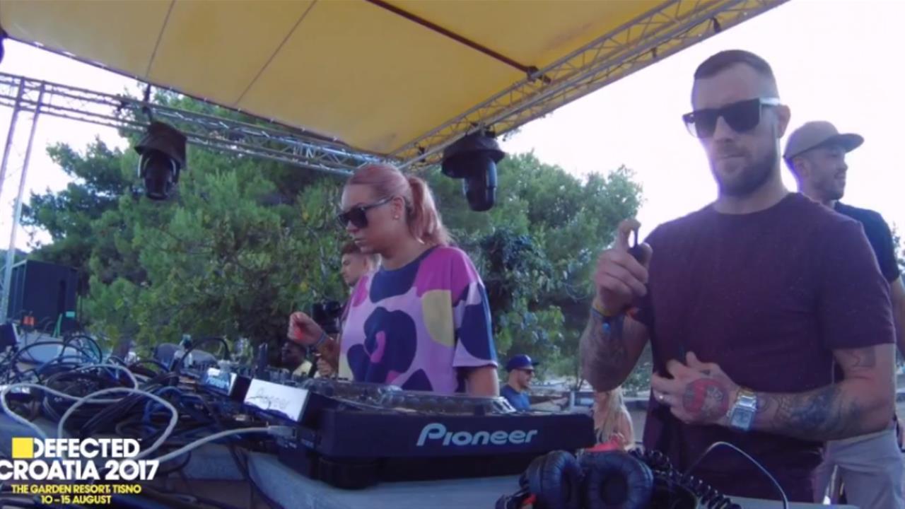 Sam Divine b2b DJ Hatcha - Live @ Defected Croatia 2017