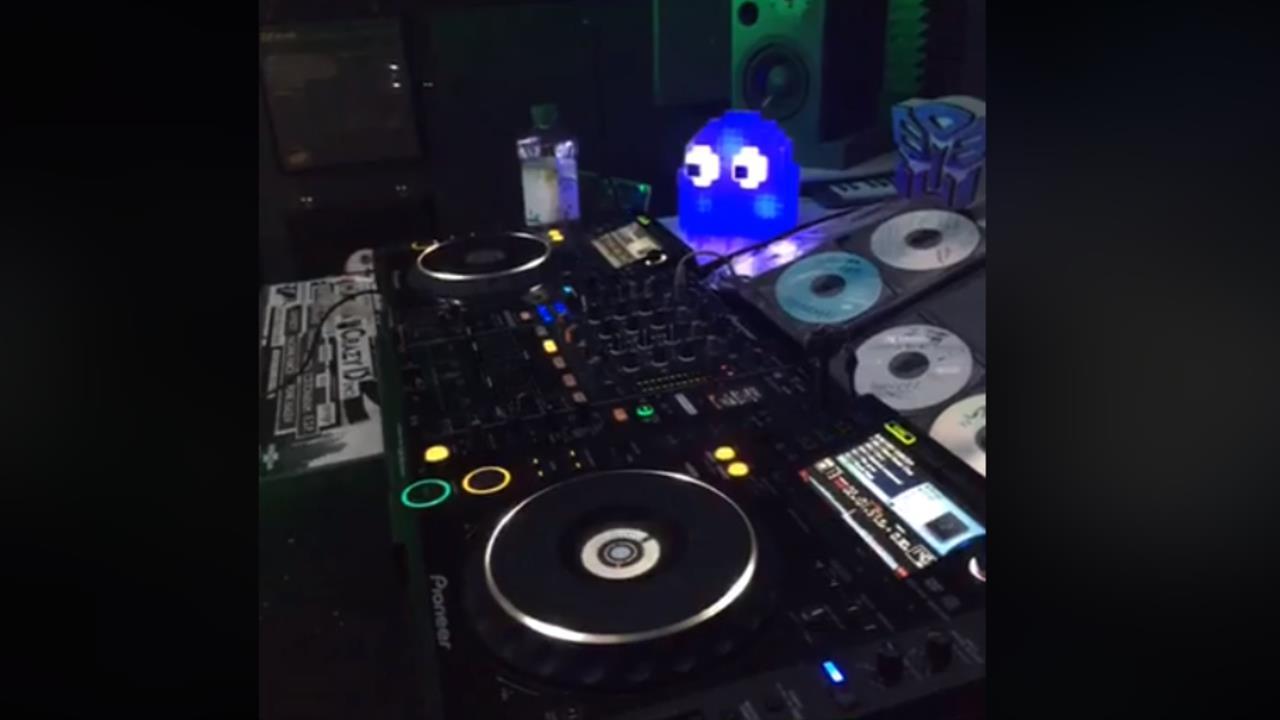 DJ Hatcha - Live @ Home Studio 2016