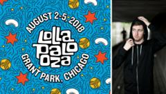 Alan Walker - Live @ Lollapalooza Chicago 2018