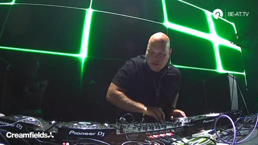 Alan Fitzpatrick - Live @ Creamfields UK 2018 Steelyard