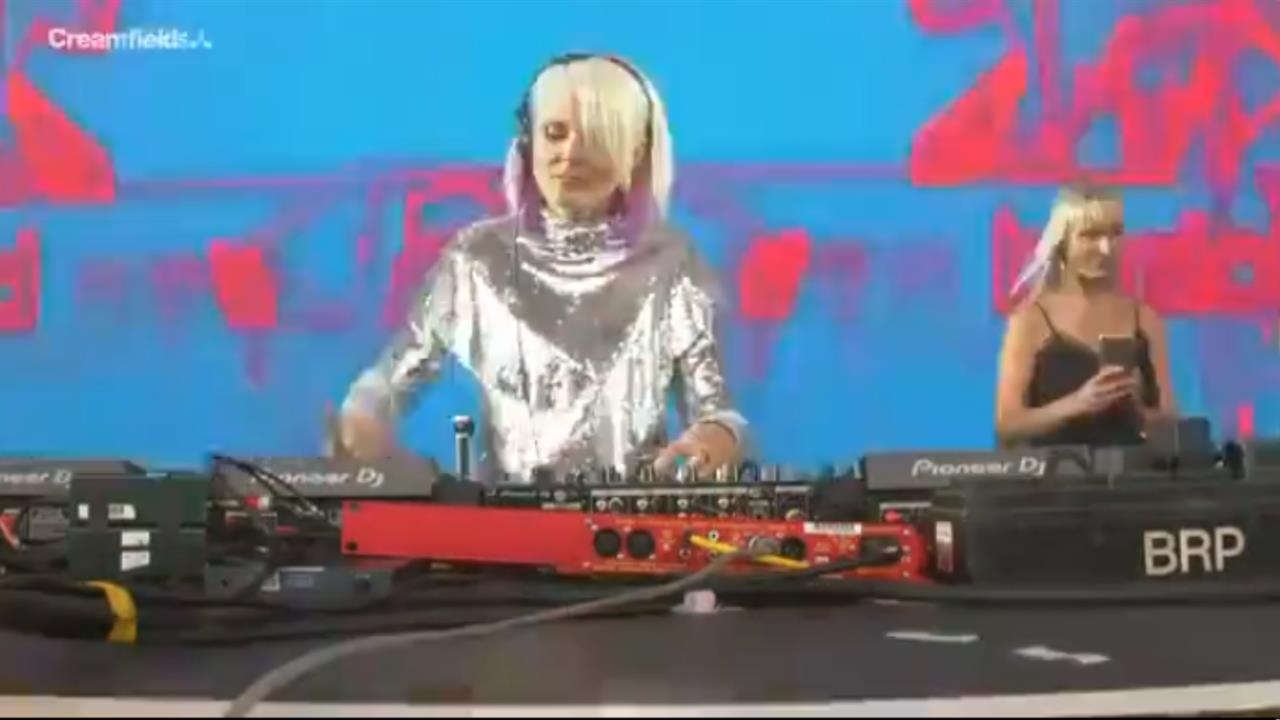 Sister Bliss - Live @ Creamfields UK 2018