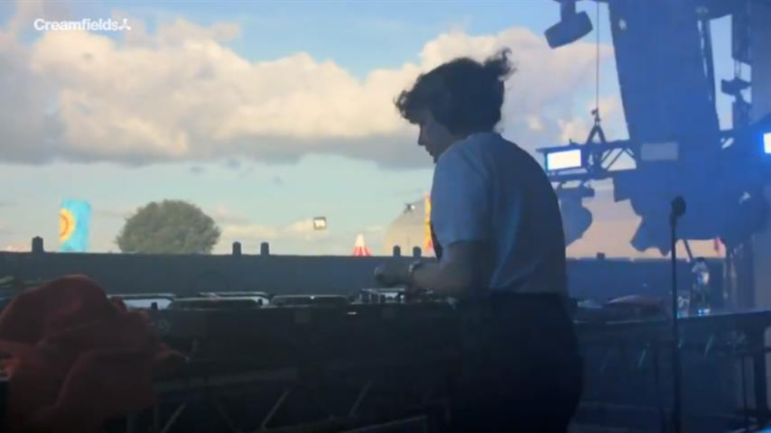 Annie Mac - Live @ Creamfields UK 2018