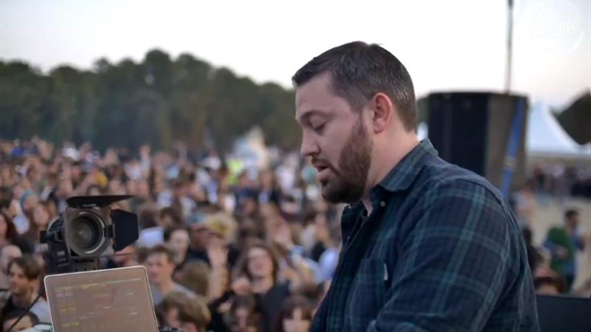 Fritz Kalkbrenner - Live @ Domaine de Chantilly 2018