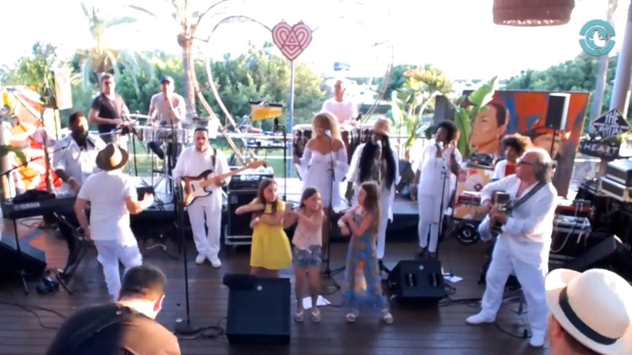 The Ritual by Louie and Anane Vega - Live Performance @ E.O.L. Soulfrito Private Session 2018