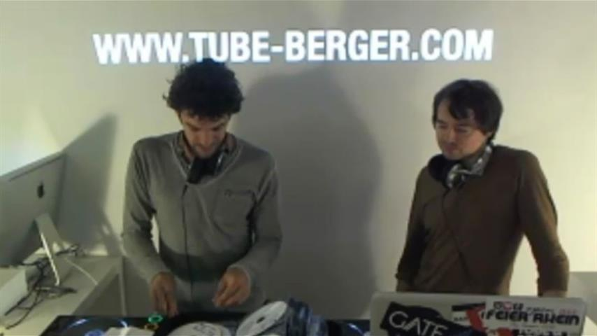 Tube & Berger - Live @ Beatport 2012