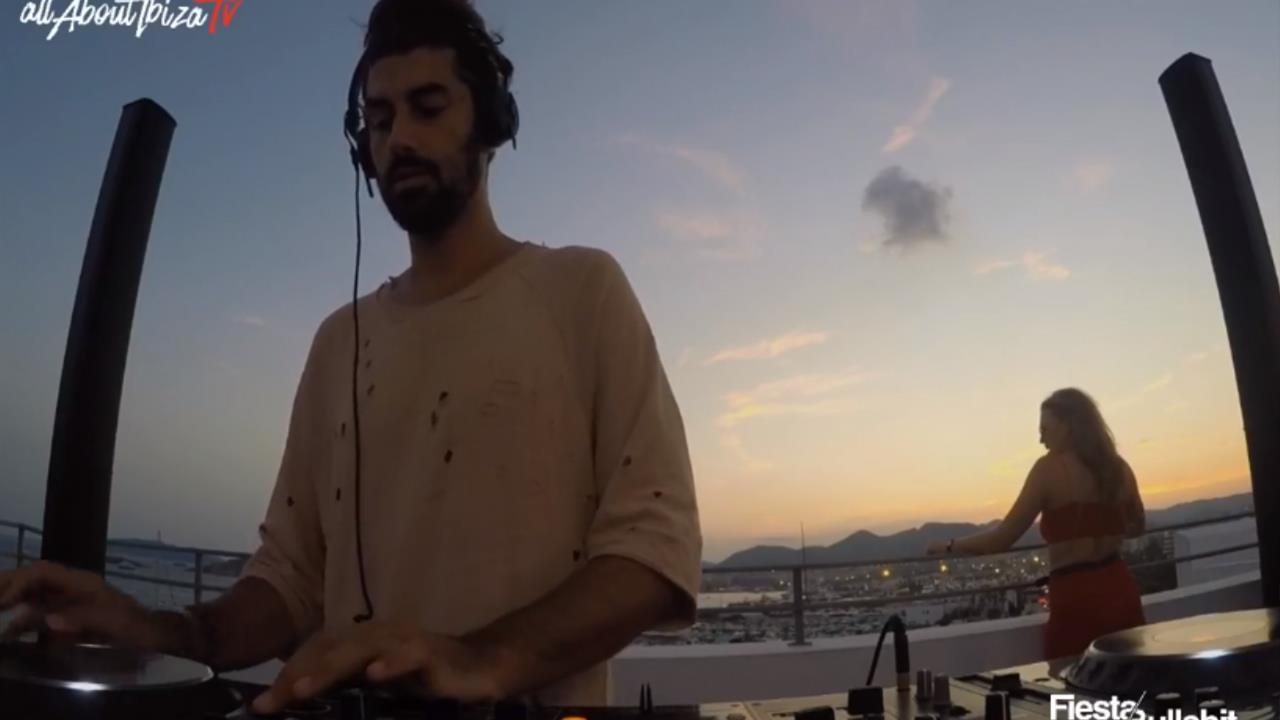 Alex Kennon - Live @ Sol House Ibiza, Fiesta & Bullshit 2018