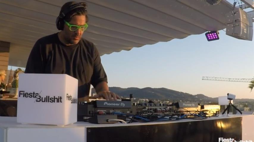 Wally Lopez & ONYVA - Live @ Sol House Ibiza, Fiesta & Bullshit 2018