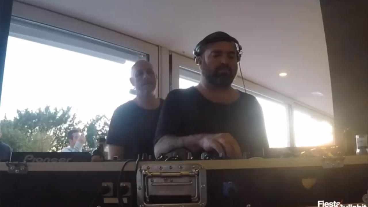 Pig & Dan, Danniel Selfmade, Cesar Del Rio - Live @ Hola Sundays 2018
