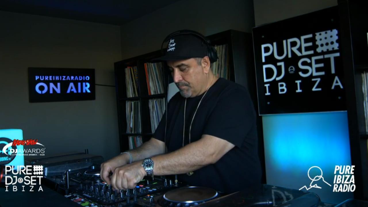 Behrouz - Live @ DJAward x Pure Ibiza Radio 2018