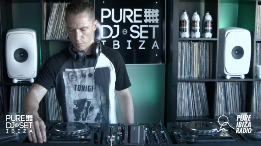 Jon Rundell - Live @ Pire Ibiza Radio 2018