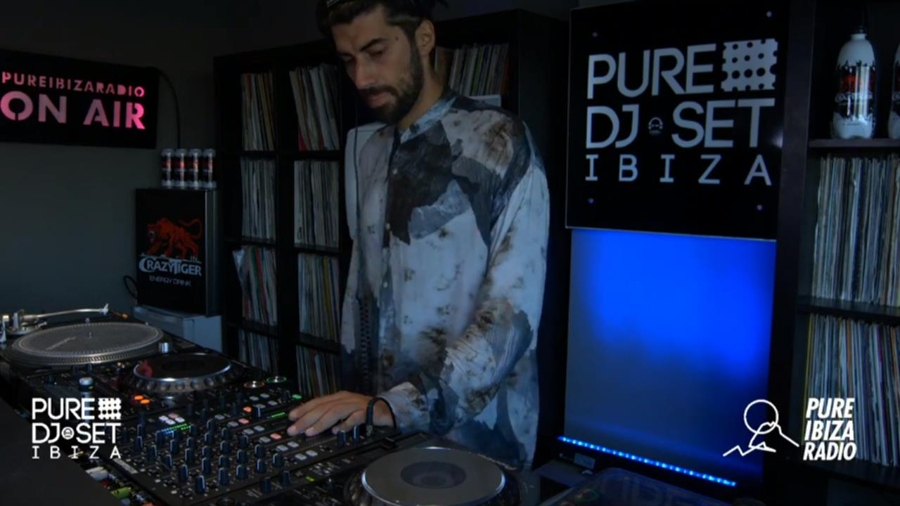 Alex Kennon - Live @ DJAwards x Pure Ibiza Radio 2018