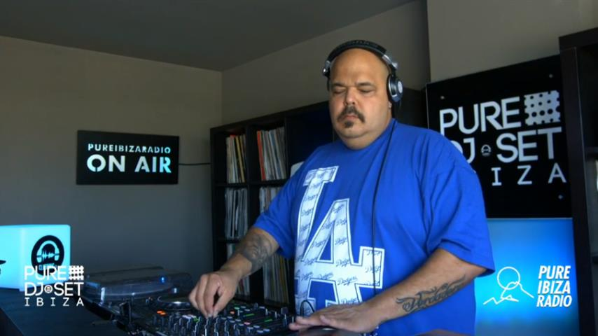 Dj Sneak - Live @ Pure Ibiza Radio 2018