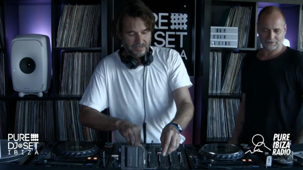 Tiefschwarz - Live @ Pure Ibiza Radio 2018