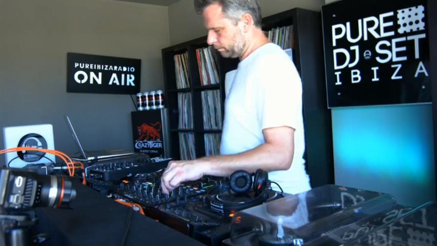 Martin Buttrich - Live @ Pure Ibiza Radio 2018