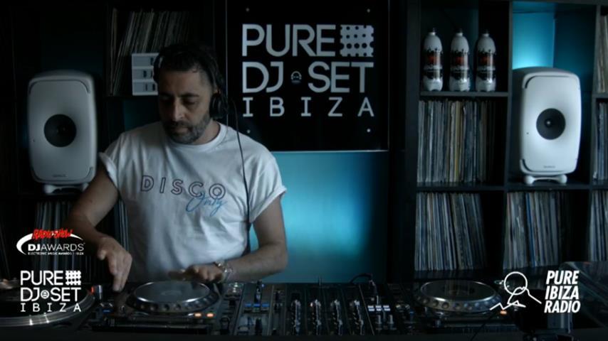 Darius Syrossian - Live @ Pure Ibiza Radio 2018