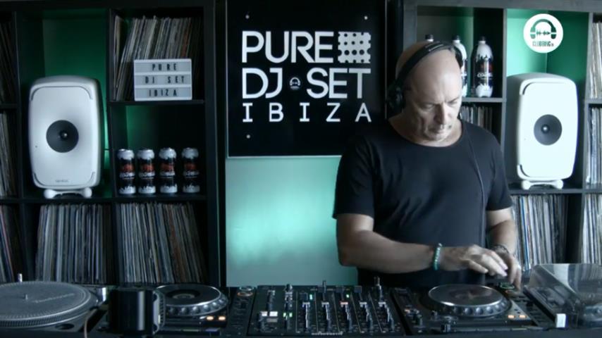 Stefano Noferini - Live @ Pure Ibiza Radio 2018