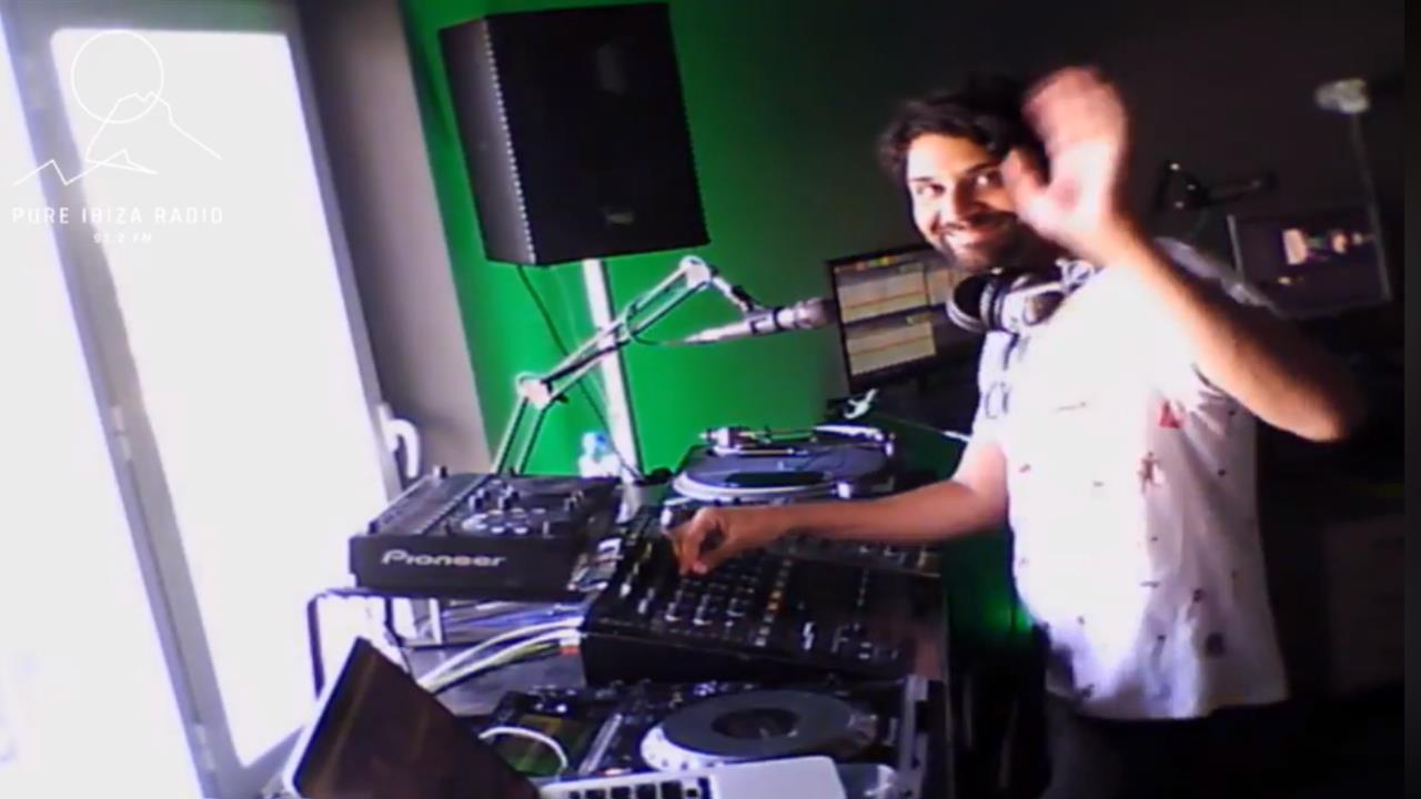 Atish - LIve @ Pure Ibiza Radio 2017
