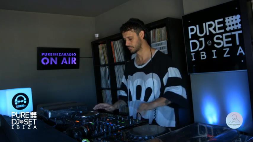 Luca Cazal - Live @ Pure Ibiza Radio 2018