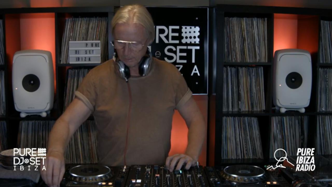 DJ Hell - Live @ Pure Ibiza Radio 2018