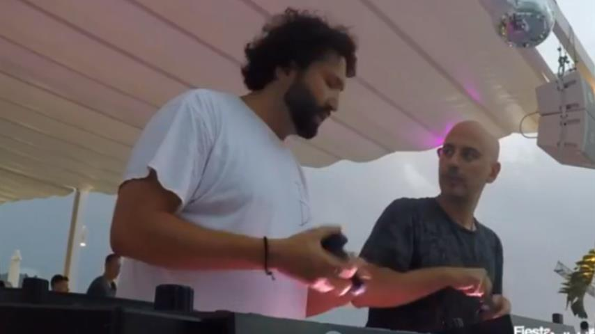 Ninetoes, Riva Starr - Live @ 9th to Up, Sol House Ibiza 2018