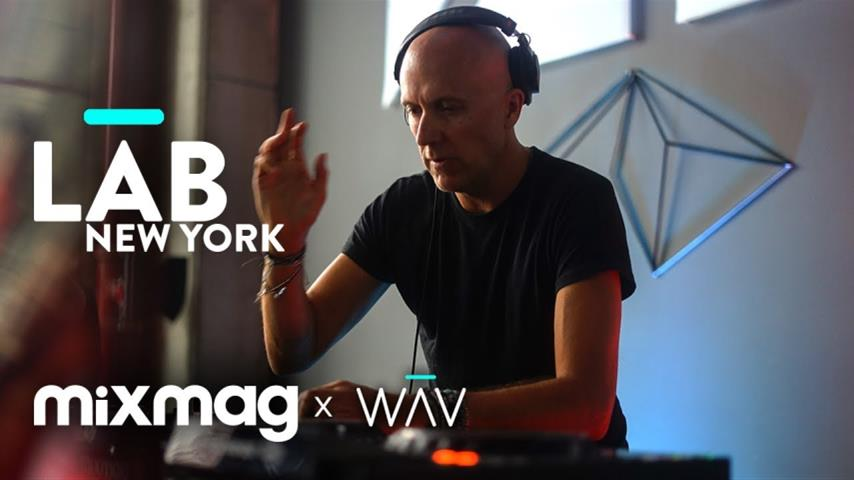 Lee Burridge - Live @ Mixmag Lab NYC 2018 All Day I Dream Takeover