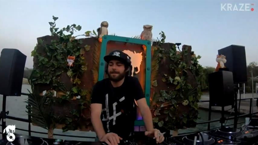 Romain Dafalgang - Live @ La Tanière s'amuse puissance 4 2018