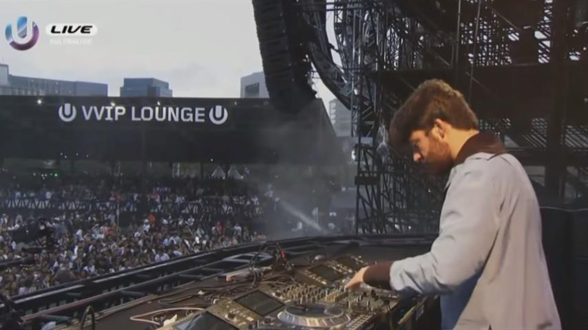Oliver Heldens - Live @ Ultra Japan 2018