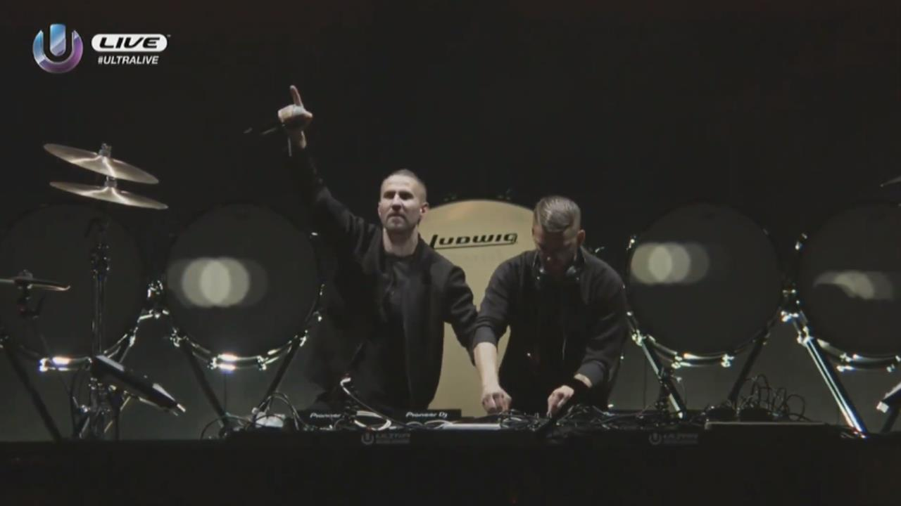 Galantis - Live @ Ultra Japan 2018