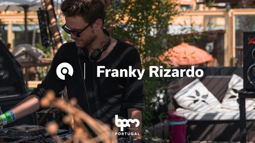 Franky Rizardo - Live @ The BPM Festival: Portugal 2018