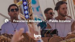 Francisco Allendes b2b Pablo Inunza - Live @ The BPM Festival: Portugal 2018