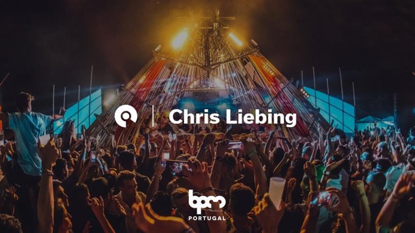 Chris Liebing - Live @ The BPM Festival: Portugal 2018