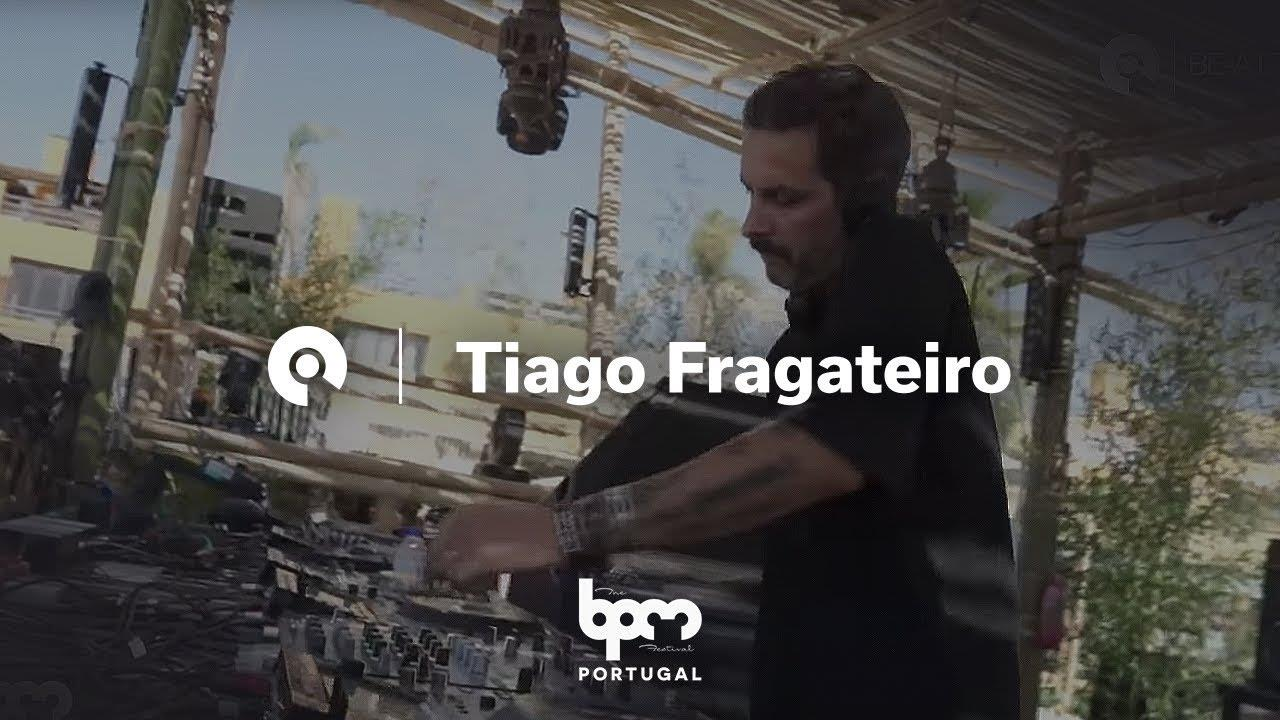 Tiago Fragateiro - Live @ The BPM Festival: Portugal 2018