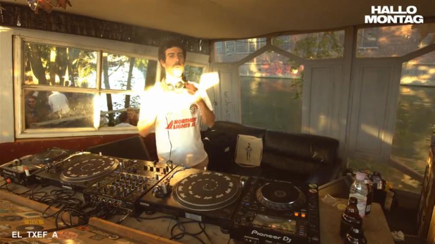 El_Txef_A - Live @ Hallo Montag Open Air #15 2018