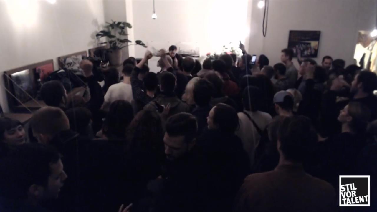 Oliver Koletzki - Live @ Stil vor Talent Instore Session 2017