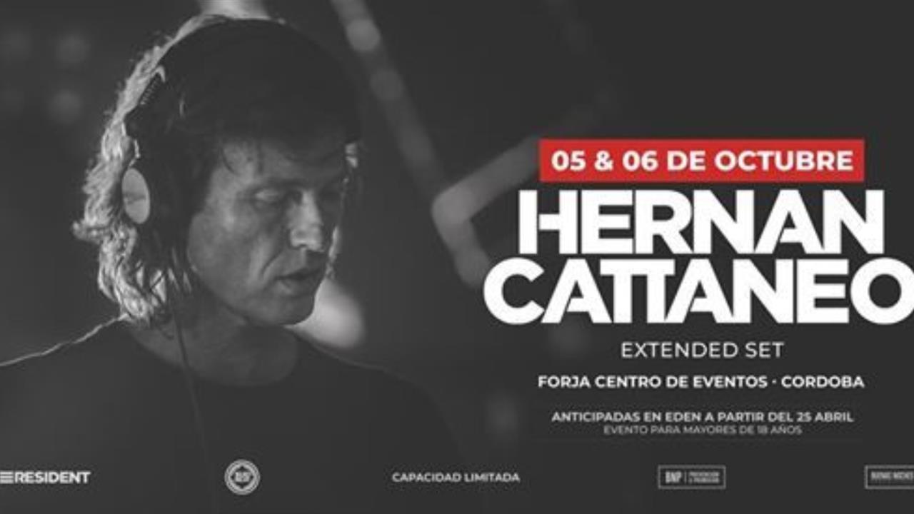 Hernan Cattane - Live @ Forja Centro de Eventos x BNP 2018