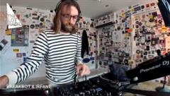 Breakbot and Irfane - Live @ The Lot Radio 2018